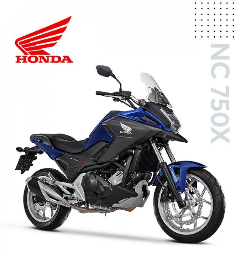 HONDA - NC 750X